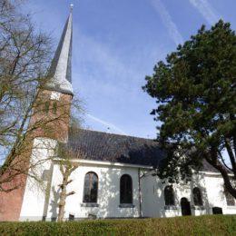 Hervormde Kerk Zuidhorn (10th century) 600-450
