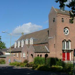 gereformeerde kerk zuidhorn 600-450